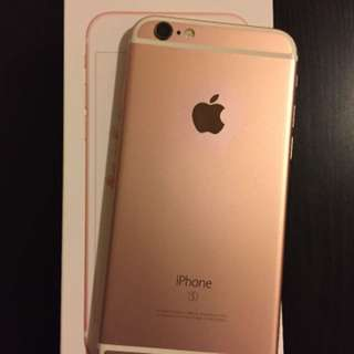 iPhone 6s 64gb Unlocked Rose Gold