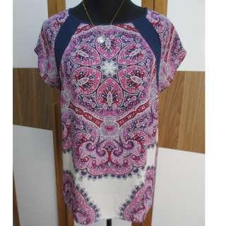 Warehouse blouse