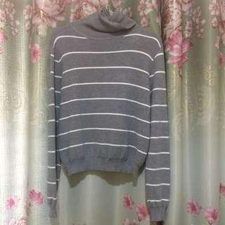 New Sweater Rajut Turtel
