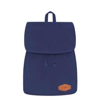NEW Ripples - Rayne Basic Ladies Backpack (Navy Blue)