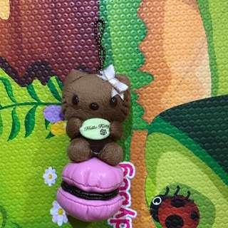 Hello Kitty馬卡龍吊飾