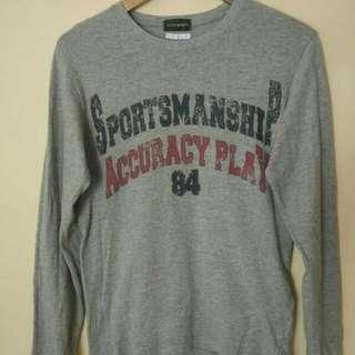 Long Sleeved Man Shirt Mind Games , Gray.. 95%