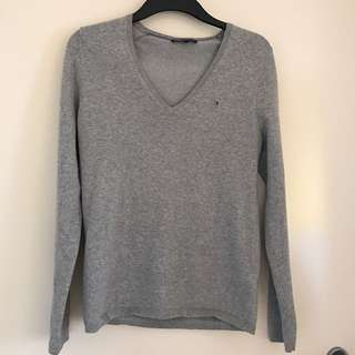 Authentic Tommy Hilfiger Grey Jumper