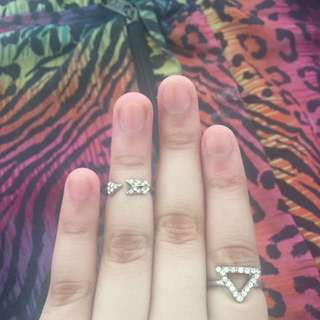 ring set // set cincin