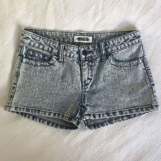 Junk Denim Shorts