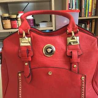 Red Hot Handbag