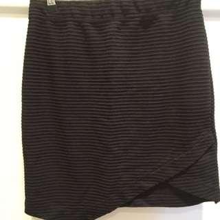 Cotton On Black Skirt