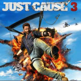 PRE OWNED XBOX ONE GAME JUST CAUSE 3