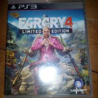 ps3 game far cry 4