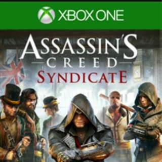 PRE OWNED XBOX ONE GAME ASSASIN CREED SYNDICATE