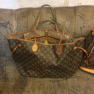 ‼️FLASH SALE‼️ LV NEVERFULL
