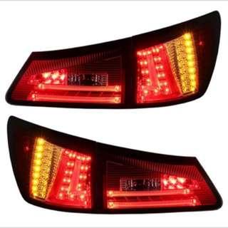 LEXUS IS250 LED TAIL LIGHT