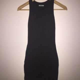 Kookai Razor Back Dress Size 6