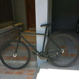 Sturmey Archers SC2 Track Style Bike