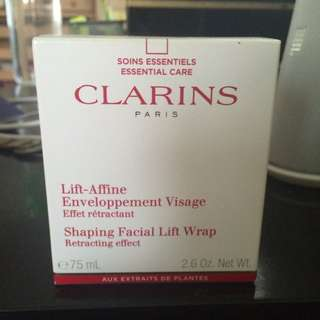 ⛔️SUPER SALE⛔️Authentic Clarins Shaping Facial Lift Wrap