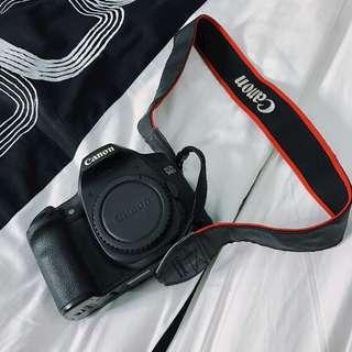 Canon 50D w/ EF 50mm STM
