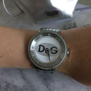 D&G WATCH 100% AUTHENTIC