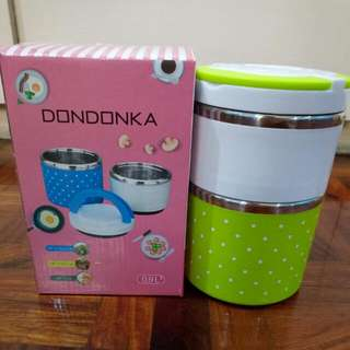 Hot & Cold Lunch Box Set