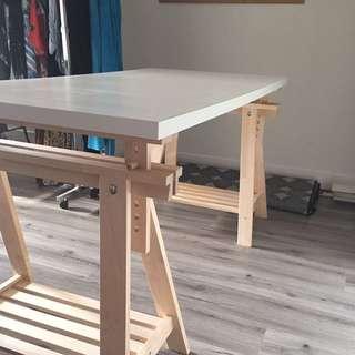 Already Built IKEA Desk