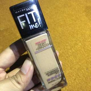Maybelline Fit Me Dewy
