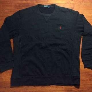 Polo Ralph Lauren Sweatshirt Vintage Shirt