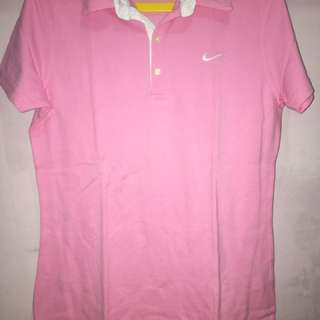 Polo Shirt Nike Pink Soft (Pastel )
