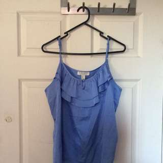 Forever21 Satin Top