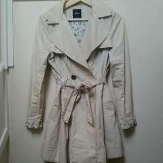 Sportsgirl A-line trench coat