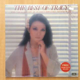 The Best Of Tracy vinyl 黑膠