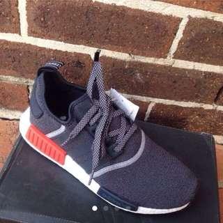 Adidas NMD_r1 Grey Reflective