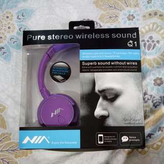 *SALE* Original Nia Wireless Bluetooth Headphones
