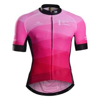 Monton PURPLE SUNRISE cycling jersey