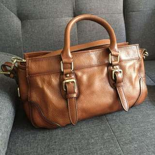 Brown Casual Bag