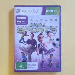 "Kinect sports ""xbox 360"""