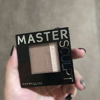 Maybelline Contour And Highlighter