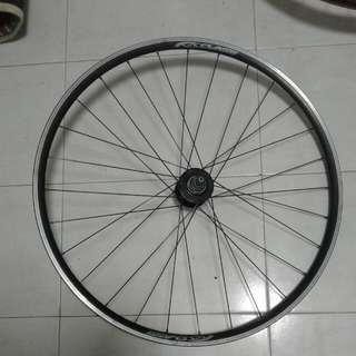 Track Rear Wheel