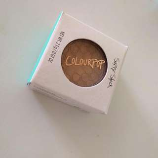 Colourpop Sunset Blvd Super Shock Eyeshadow