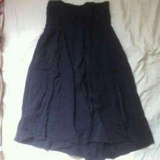 pre loved black dress