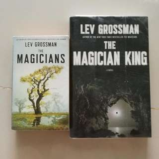 Magicians & The Magician King