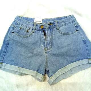 BNWT Denim Shorts