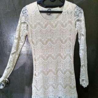Dress/Atasan Lace