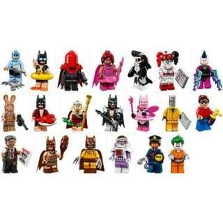Lego 71017 Batman Minifig