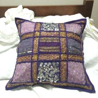 Gypsy Boho Pillow