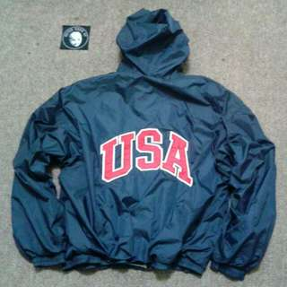 Usa Olympic Training Center Reversible Jacket