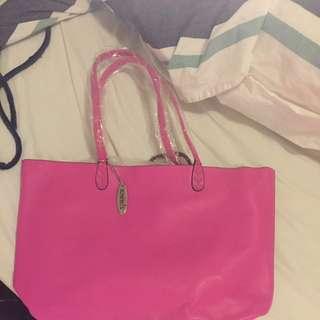 Reversible Colour Handbag