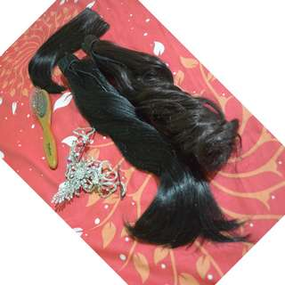 BUNDLE hair clip