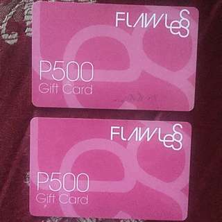 FLAWLESS GIft Cards