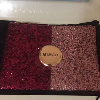 New - Medium Mimco Sparks Fly Pouch