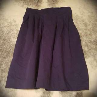Cue Waisted Fit And Flare Skirt - Size 6
