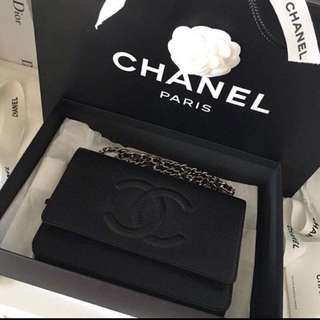 Chanel CC Wallet On Chain